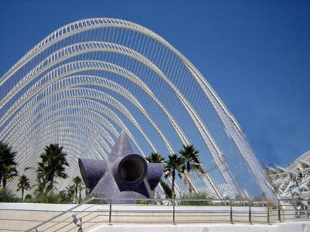 Valencia - Museo de las Ciencias
